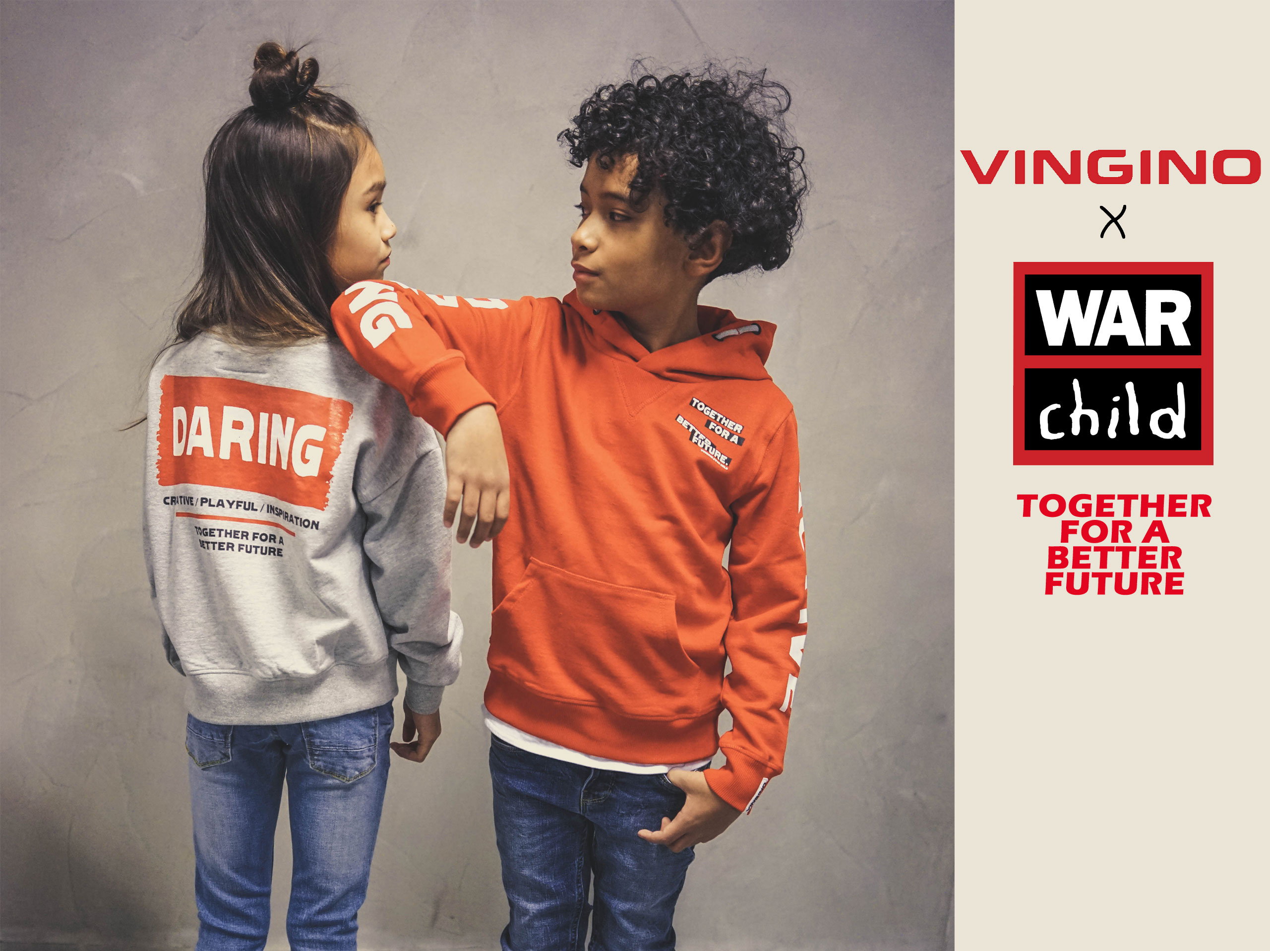 Vingino x War child