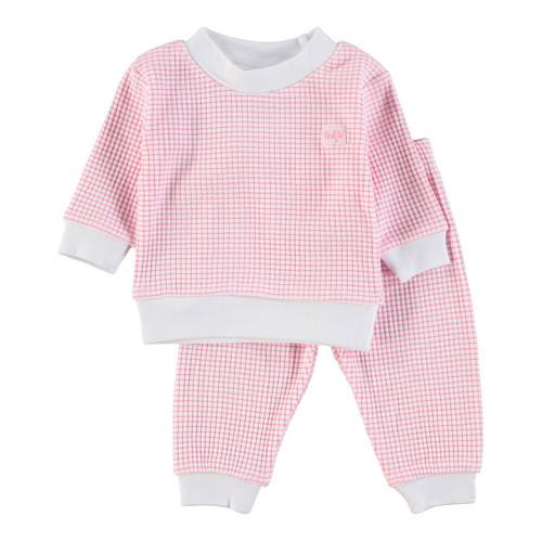 feetje meisjes pyjama rose direct leverbaar uit de webshop van. Black Bedroom Furniture Sets. Home Design Ideas