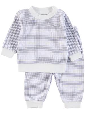 Feetje Pyjama wafel Lila