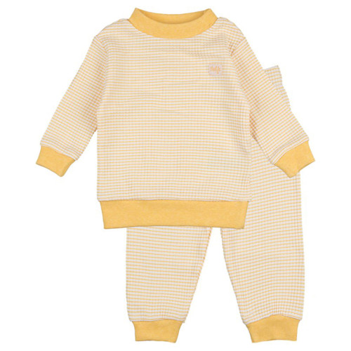 Feetje meisjes pyjama geel Direct leverbaar uit de webshop van www.humpy.nl/
