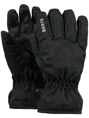 Barts Basic Skiglove Kids 01 Black Handschoenen Direct leverbaar uit de webshop van www.humpy.nl/