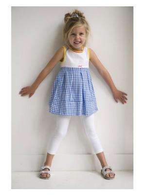 Bonnie Doon Slim Fit Basic Legging White