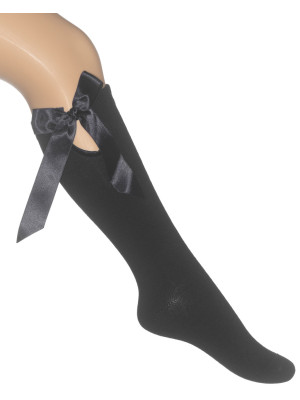 Bonnie Doon meisjes sokken zwart Direct leverbaar uit de webshop van www.humpy.nl/